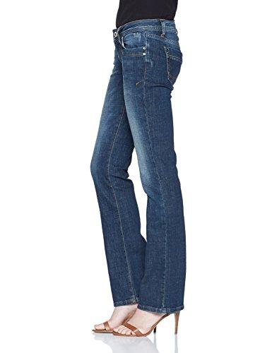 LTB Jeans Damen Jeanshose Valerie Blau (Lasson Wash 50358)