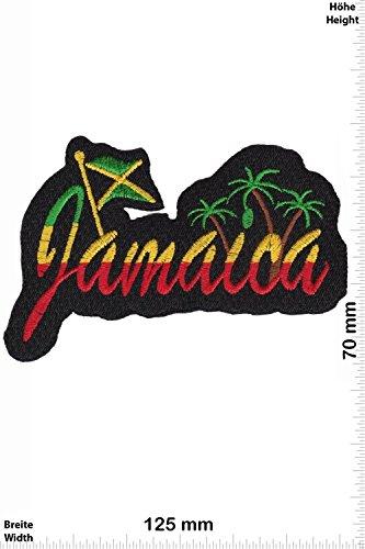 Parches - Jamaica - Reggae -Países - Parche