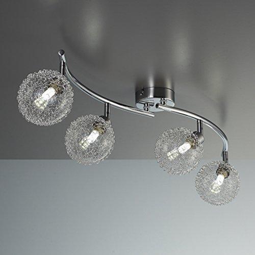 LED Deckenleuchte / LED Deckenlampe / Deckenleuchte / LED Leuchte ...