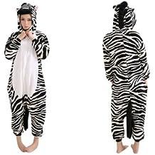 Cebra disfraz adulto for Disfraz de cebra