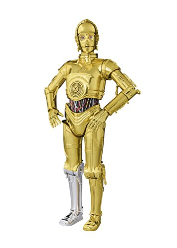 s Star Wars C - 3 PO (A NEW HOPE) Approximately 155 mm ABS & PVC painted movable figure ()