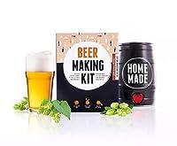 KIT DE BRASSAGE pour IPA Les India Pale Ale sont des bières de gradation moyenne, avec un corps malté typiquement anglais et caractérisés par un important emploi de plusieurs variétés de houblons qui conférent un profil aromatique fruité. Désormais t...