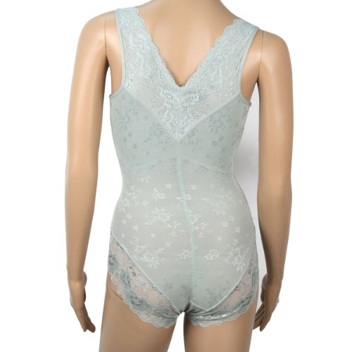 Frauen leicht bis leicht nach unten Leibchen, Shapewear, Gestaltung Body Grau