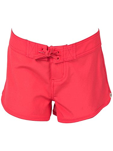 "2016 Billabong Ladies Sol Searcher 5"" Board Shorts in BLACK SANDS W3BS05 red hot"