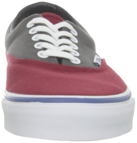Vans U Era, Sneaker Unisex-Bambini Rosso (ris (Rouge (Vintage Bkng Re))