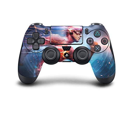 PS4 Dualshock Controller-Schutzfolie für PS4 Controller, Modded Chip (PS4-Blue Flash) - Of Call Ps4 Konsole Duty Bundle,