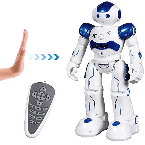 SGILE Ferngesteuerter Roboter mit Selbstausgleich und bewegungserfassung Technologien LED...