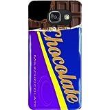 Coque Samsung Galaxy A3 (2016) rigide motif Barre de chocolat de protection et personnalisation - Mobilinnov