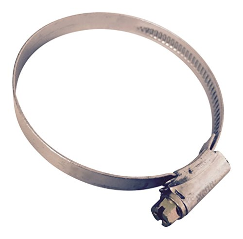 DREHFLEX® - Schlauchschelle Schelle 90-110mm passend für Ablaufschlauch/Schlauch Trockner mit Durchmesser 102mm