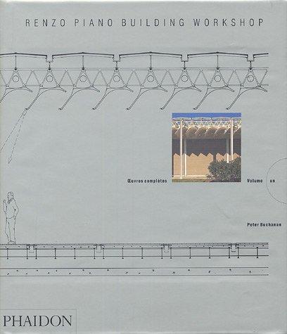 Renzo Piano Œuvres complètes Vol. 1 (Ancien prix éditeur