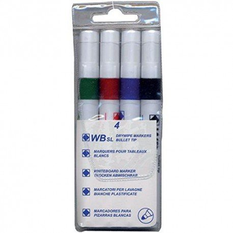 wb-sl-drywipe-markers-pack-of-4-red-blue-green-black