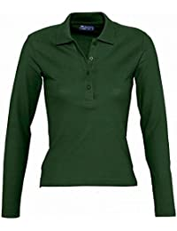 Suchergebnis auf Amazon.de für  Poloshirt, tannengrün - Damen ... f1ae808d55