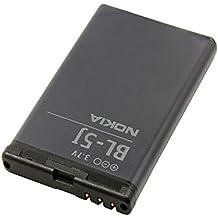 Batería para Nokia Lumia 520 (BL-5J, Li-Ion)