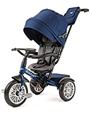 Bentley 6 In 1 Baby Tricycle and Stroller with Bentley Bag