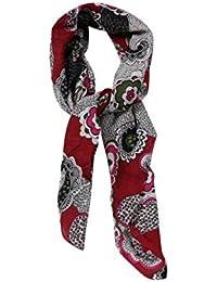 Women's Stole & Dupatta With 100 % Cotton Floral Print ( Size- 100 X 200 Cm) - B06XN6R38J