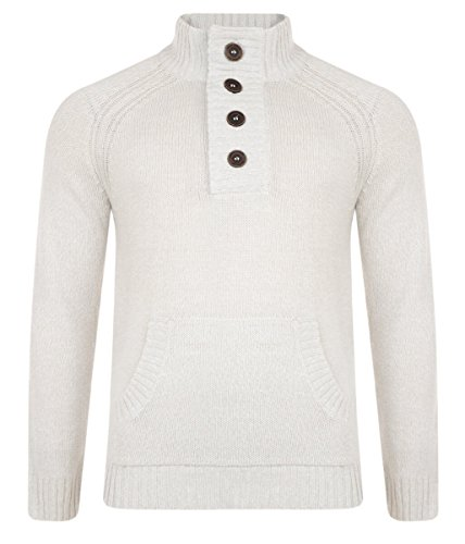 Smith and Jones - Pull - Homme Beige - Vapour Stone