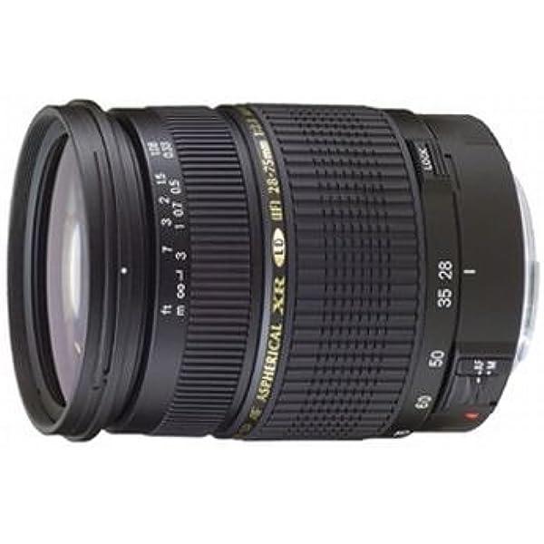 Tamron Af 28 75mm 2 8 Xr Di Ld Asl Sp Macro Digitales Kamera