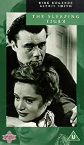 The Sleeping Tiger [VHS] (1954)