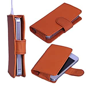 StylE ViSioN Pu Leather Pouch for Blu Studio 5.0