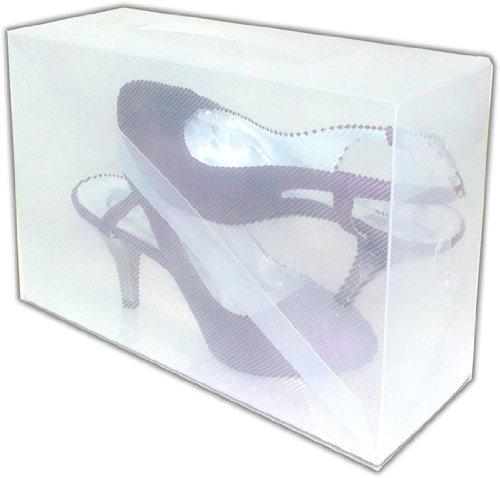 Universal Schuhbox Schuhkasten Box Schuhe Aufbewahrung Schuhschachtel Schuhaufbewahrung - INTERHOME©