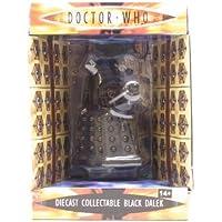 Doctor Who Die Cast Dalek (Black)
