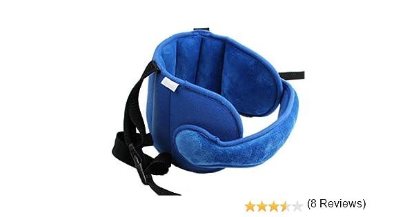 b/éb/é enfants auto pour Si/ège r/églable Bandeau de sommeil,R/églable T/ête Fixation Holder Pour Enfants,confortable Safe de courroie de sommeil Solution