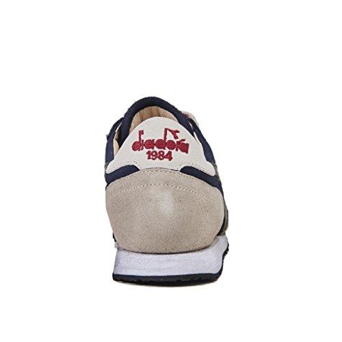 Patrimonio Los Grigio Y Utilizados Las Del Diadora Zapatillas Mediados Hombres Blu De Baloncesto Mujeres Para wq8vHX6U