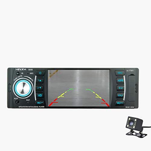 Homyl Autoradio Multimédia TFT HD Multimédia MP5, Caméra De Recul Voiture