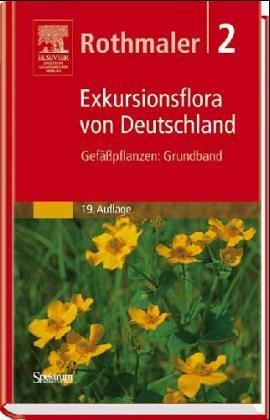 Exkursionsflora von Deutschland, 2: Gefäßpflanzen - Grundband
