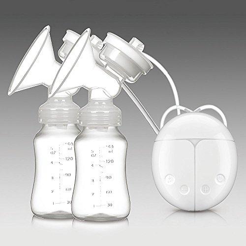 DDU Elektrische USB Milchpumpe Doppelt Intelligent Breast Suction Pump automatische elektrische Brustpumpen