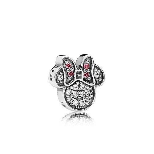 Pandora Damen-Bead Charms 925 Sterlingsilber zirkonia 796346CZ