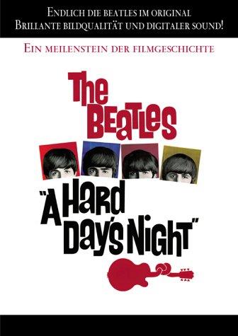 Bild von The Beatles - A Hard Day's Night