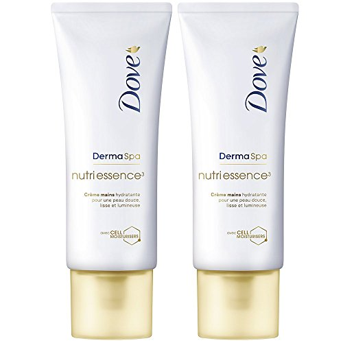 DOVE Crema Mani Nutri Essence³ 75ml - Lotto di 2
