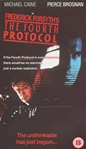 The Fourth Protocol [VHS]