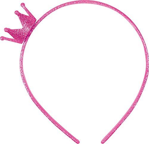 Spiegelburg Krönchen Accessoires für kleine Prinzessinnen Prinzessin Lillifee (Glitzer Haarreif (Kleine Rosa Prinzessin Kostüm)