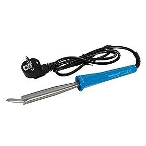 Silverline 548911 – Soldador (100 W) color azul
