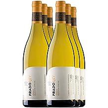 PRADOREY Verdejo Selección Especial - Vino bianco - Vino spagnolo - Verdejo - Vino della terra di Castiglia e León - 9 mesi di maturazione sulle fecce con breve permanenza in barrique - 6 bottiglie - 0,75 l