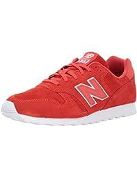 New Balance Herren 373 Sneaker, Rot