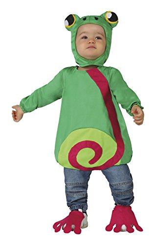 (ATOSA 26450 - Frosch Kostüm, Baby, Größe 12-24 Monate, grün)
