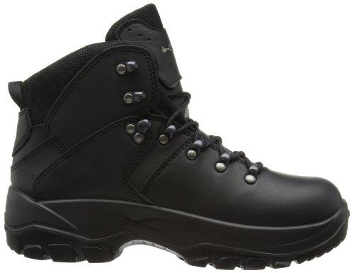 Lowa Leandro Mid S3 Work Boot, Stivale Unisex Nero(schwarz)