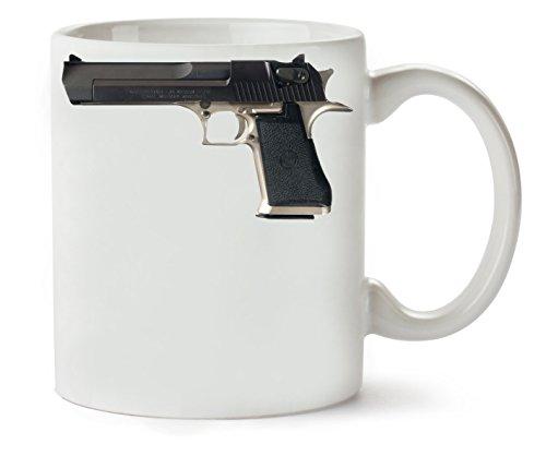 MugsWorld Desert Eagle Graphic Klassische Teetasse Kaffeetasse