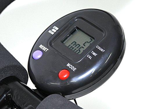 MAXOfit® Heimtrainer Bodymaster MF-5 mit Computer für Bauch, Beine und Po - 3