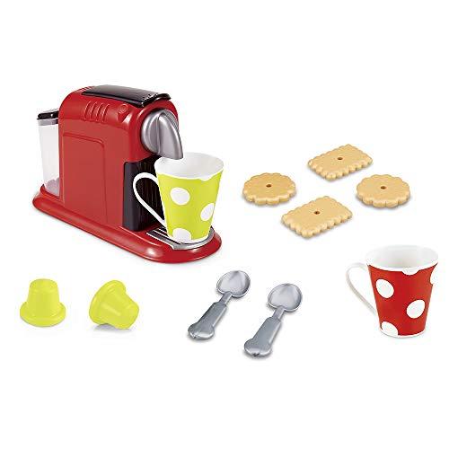 YOMRIC Juego de Juegos de imaginación, Juego de café expreso Gourmet Gourmet Mini Juego de Juegos de Cocina de 14 Piezas
