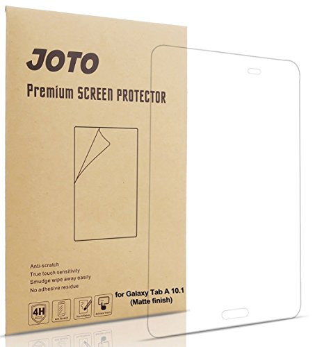 Samsung Galaxy Tab A 10.1 Displayschutzfolie - JOTO Blendung, Anti Fingerabdruck (Matte Finish) Display Schutz für Galaxy Tab A 10.1 Zoll SM-T580 Tablet, Lebenslange Garantie (3er Pack)