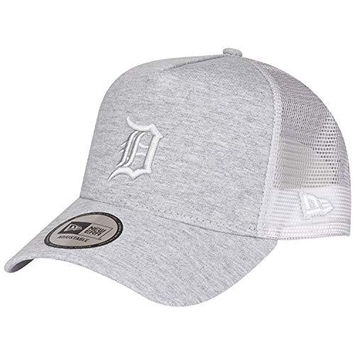 New Era E-Frame Trucker Cap - MLB Detroit Tigers grau
