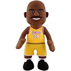 NBA Los Angeles Lakers Shaquille O'Neal 10-inch Plush Figure by Bleacher Creatures