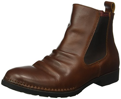 Goldmud Kolpino, Bottes courtes Chelsea homme Mehrfarbig (Vacchetta Brown)