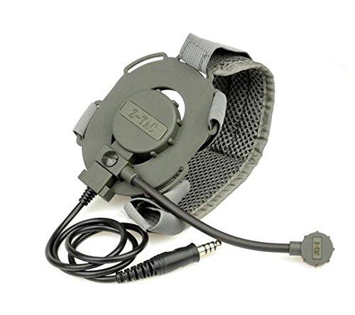 Z-TAC Z-Tactical Z029micrófono Headset Bowman Evo III de doble cara táctico militar...