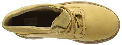 Caterpillar Ridge, Ankle boots sans doublure femme Beige (Honey Reset)