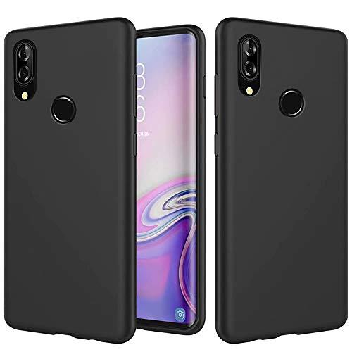 DYGG Hülle Kompatibel mit Huawei Honor 7A/Y6 2018/Enjoy 8E ist Case Covers Silikon, Ultraleichte Soft TPU Schutzhülle Stoßfeste/Kratzfeste Bumper Handy Case